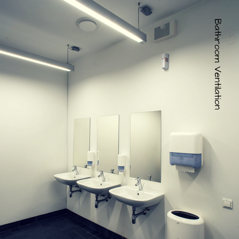 Different Bathroom Ventilation Options And How Their Advantages